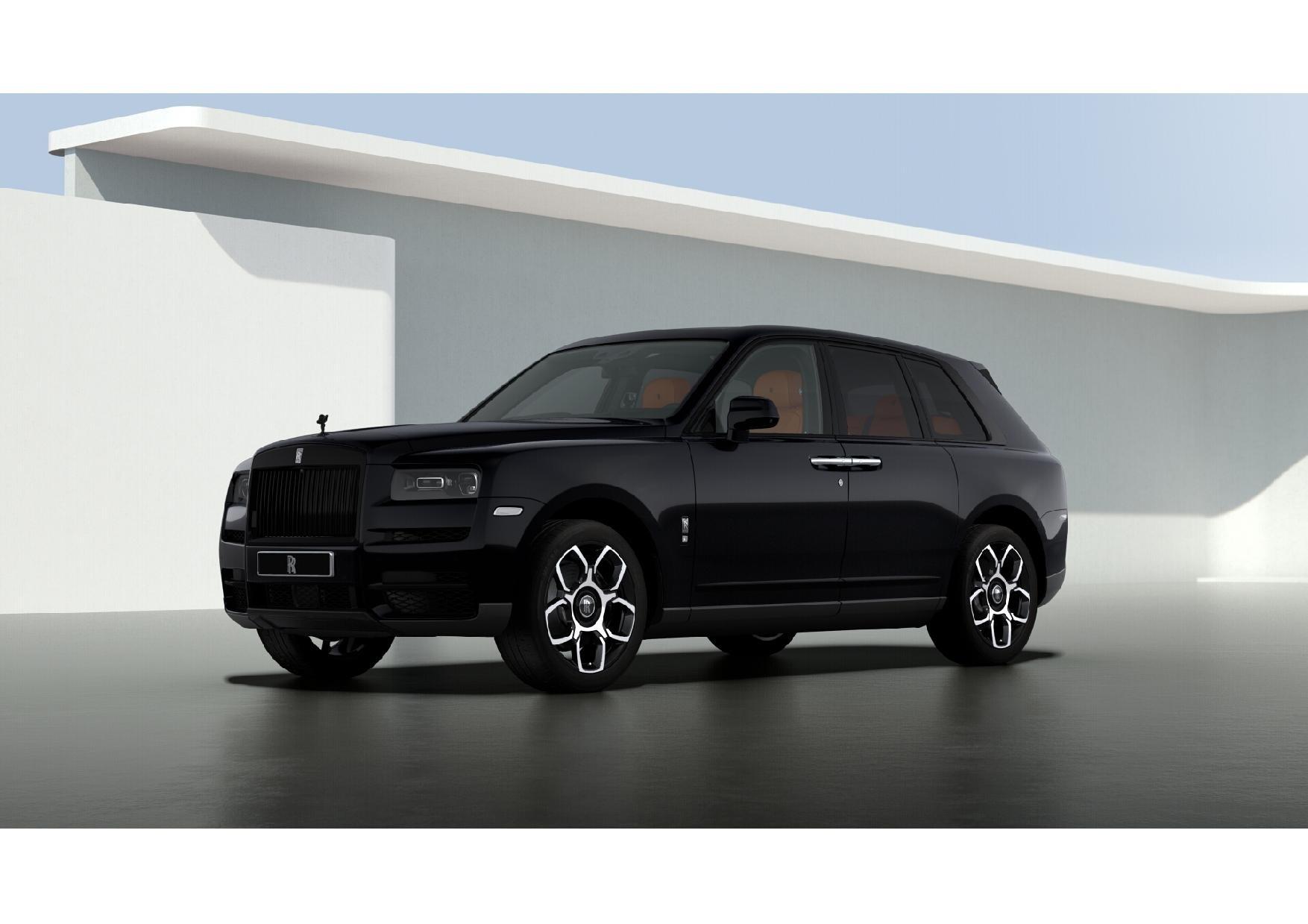 New 2021 Rolls-Royce Cullinan Black Badge for sale $433,225 at Maserati of Westport in Westport CT 06880 1