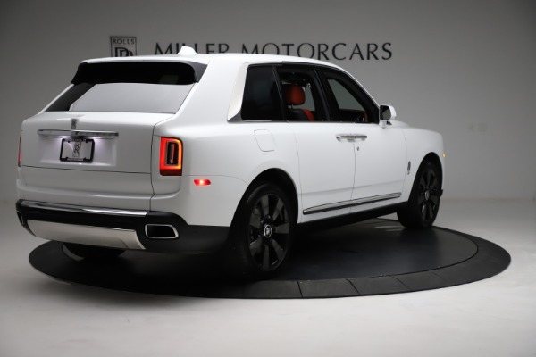 Used 2021 Rolls-Royce Cullinan for sale Sold at Maserati of Westport in Westport CT 06880 10