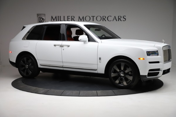 Used 2021 Rolls-Royce Cullinan for sale Sold at Maserati of Westport in Westport CT 06880 12