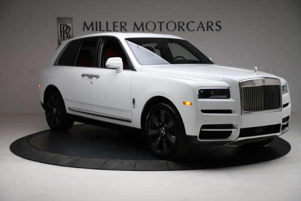 Used 2021 Rolls-Royce Cullinan for sale Sold at Maserati of Westport in Westport CT 06880 13