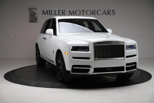 Used 2021 Rolls-Royce Cullinan for sale Sold at Maserati of Westport in Westport CT 06880 14