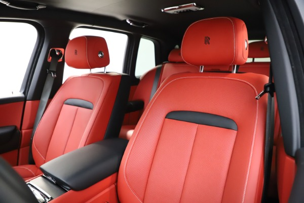 Used 2021 Rolls-Royce Cullinan for sale Sold at Maserati of Westport in Westport CT 06880 17