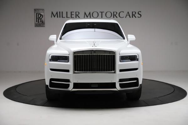 New 2021 Rolls-Royce Cullinan Base for sale $378,525 at Maserati of Westport in Westport CT 06880 2
