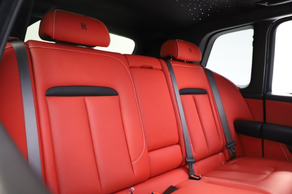 Used 2021 Rolls-Royce Cullinan for sale Sold at Maserati of Westport in Westport CT 06880 20