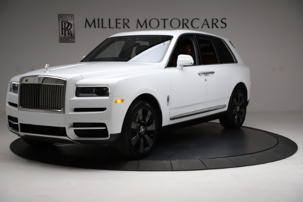 New 2021 Rolls-Royce Cullinan for sale Sold at Maserati of Westport in Westport CT 06880 3