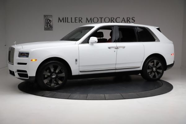 Used 2021 Rolls-Royce Cullinan for sale Sold at Maserati of Westport in Westport CT 06880 4