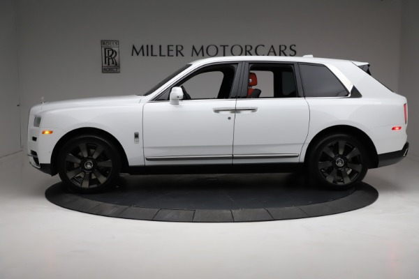 Used 2021 Rolls-Royce Cullinan for sale Sold at Maserati of Westport in Westport CT 06880 5