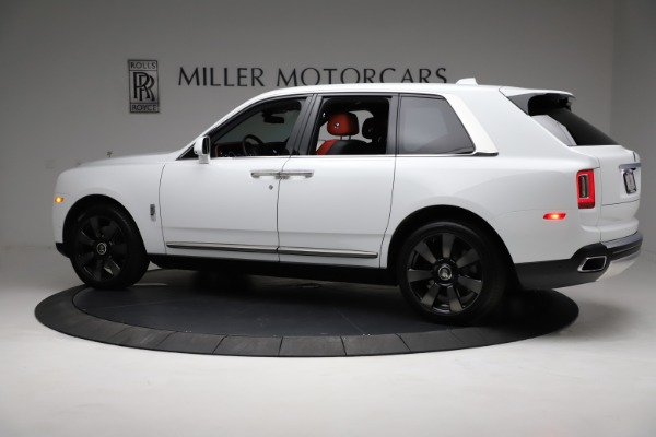 New 2021 Rolls-Royce Cullinan Base for sale $378,525 at Maserati of Westport in Westport CT 06880 6