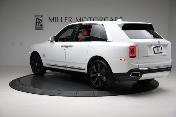 New 2021 Rolls-Royce Cullinan for sale Sold at Maserati of Westport in Westport CT 06880 7