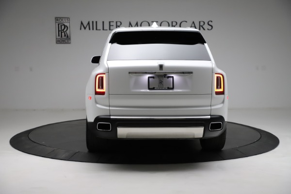 New 2021 Rolls-Royce Cullinan for sale Sold at Maserati of Westport in Westport CT 06880 8