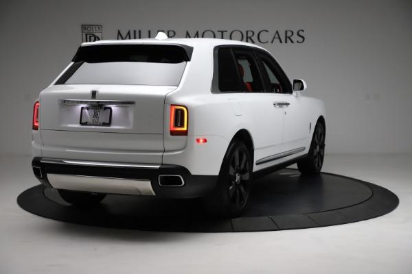 New 2021 Rolls-Royce Cullinan Base for sale $378,525 at Maserati of Westport in Westport CT 06880 9