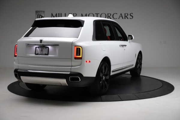 Used 2021 Rolls-Royce Cullinan for sale Sold at Maserati of Westport in Westport CT 06880 9