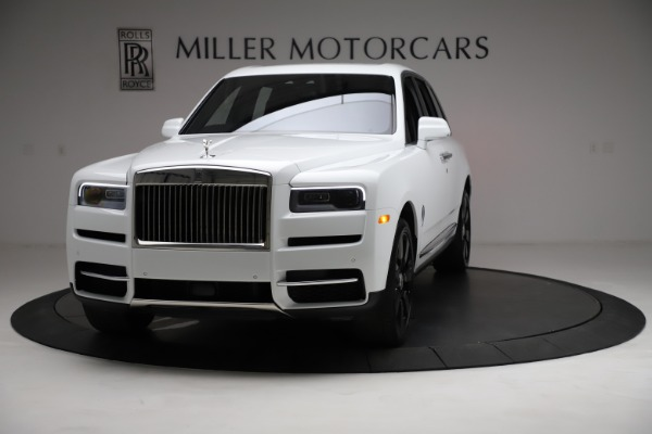 New 2021 Rolls-Royce Cullinan for sale Sold at Maserati of Westport in Westport CT 06880 1