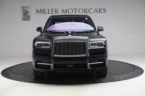 New 2021 Rolls-Royce Cullinan Base for sale $369,975 at Maserati of Westport in Westport CT 06880 2