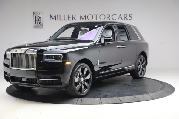 New 2021 Rolls-Royce Cullinan for sale $369,975 at Maserati of Westport in Westport CT 06880 3