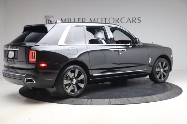 New 2021 Rolls-Royce Cullinan Base for sale $369,975 at Maserati of Westport in Westport CT 06880 8
