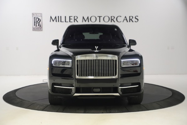 New 2021 Rolls-Royce Cullinan for sale $372,725 at Maserati of Westport in Westport CT 06880 11