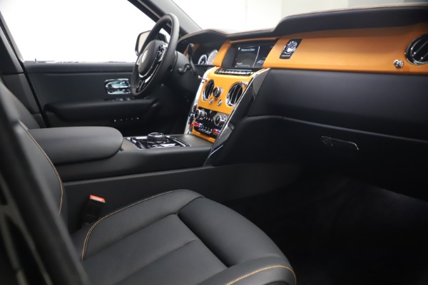 New 2021 Rolls-Royce Cullinan for sale $372,725 at Maserati of Westport in Westport CT 06880 18