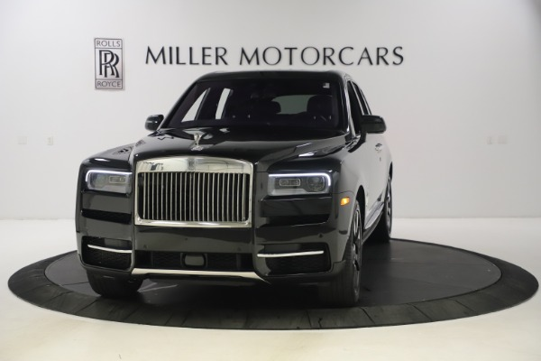 New 2021 Rolls-Royce Cullinan for sale $372,725 at Maserati of Westport in Westport CT 06880 2