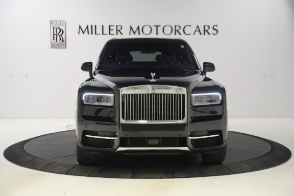 New 2021 Rolls-Royce Cullinan for sale $372,725 at Maserati of Westport in Westport CT 06880 3