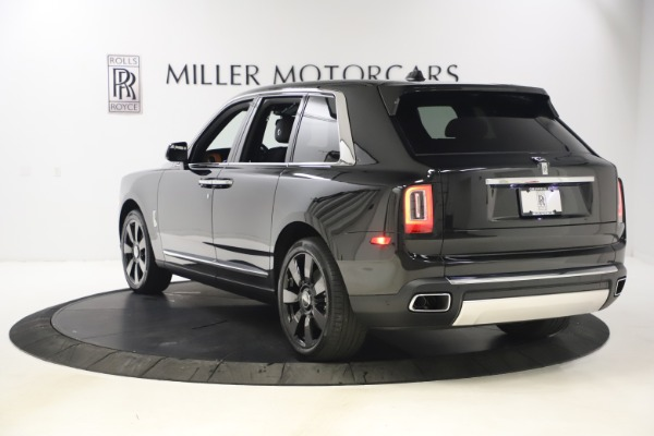 New 2021 Rolls-Royce Cullinan for sale $372,725 at Maserati of Westport in Westport CT 06880 6