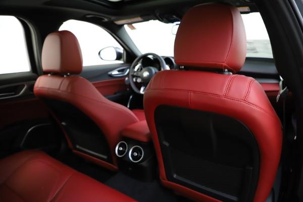 New 2020 Alfa Romeo Giulia Ti Sport Q4 for sale $48,595 at Maserati of Westport in Westport CT 06880 28