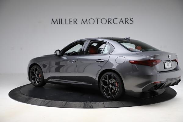 New 2020 Alfa Romeo Giulia Ti Sport Q4 for sale $48,595 at Maserati of Westport in Westport CT 06880 4