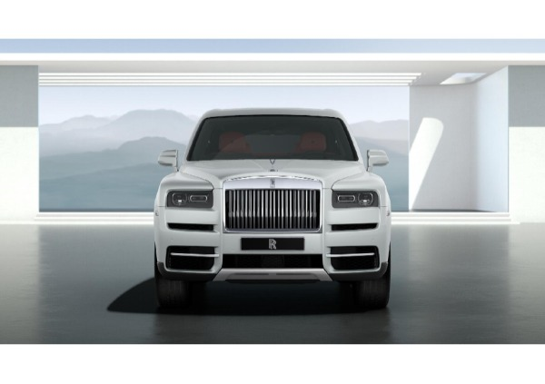New 2021 Rolls-Royce Cullinan Base for sale $376,925 at Maserati of Westport in Westport CT 06880 2
