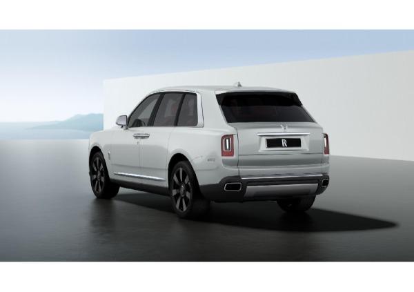 New 2021 Rolls-Royce Cullinan for sale $376,925 at Maserati of Westport in Westport CT 06880 3
