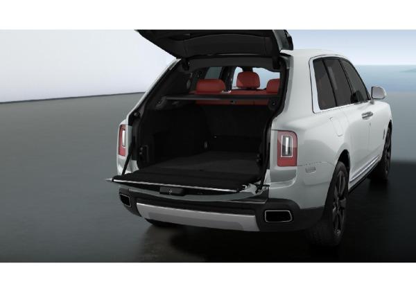 New 2021 Rolls-Royce Cullinan for sale $376,925 at Maserati of Westport in Westport CT 06880 4