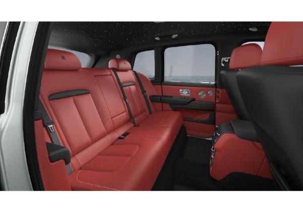New 2021 Rolls-Royce Cullinan for sale $376,925 at Maserati of Westport in Westport CT 06880 6