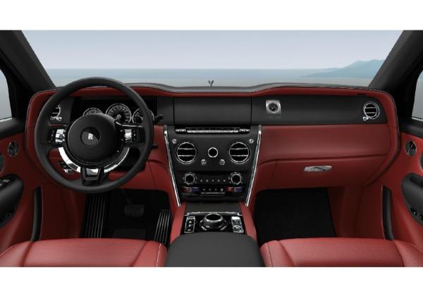 New 2021 Rolls-Royce Cullinan for sale $376,925 at Maserati of Westport in Westport CT 06880 7