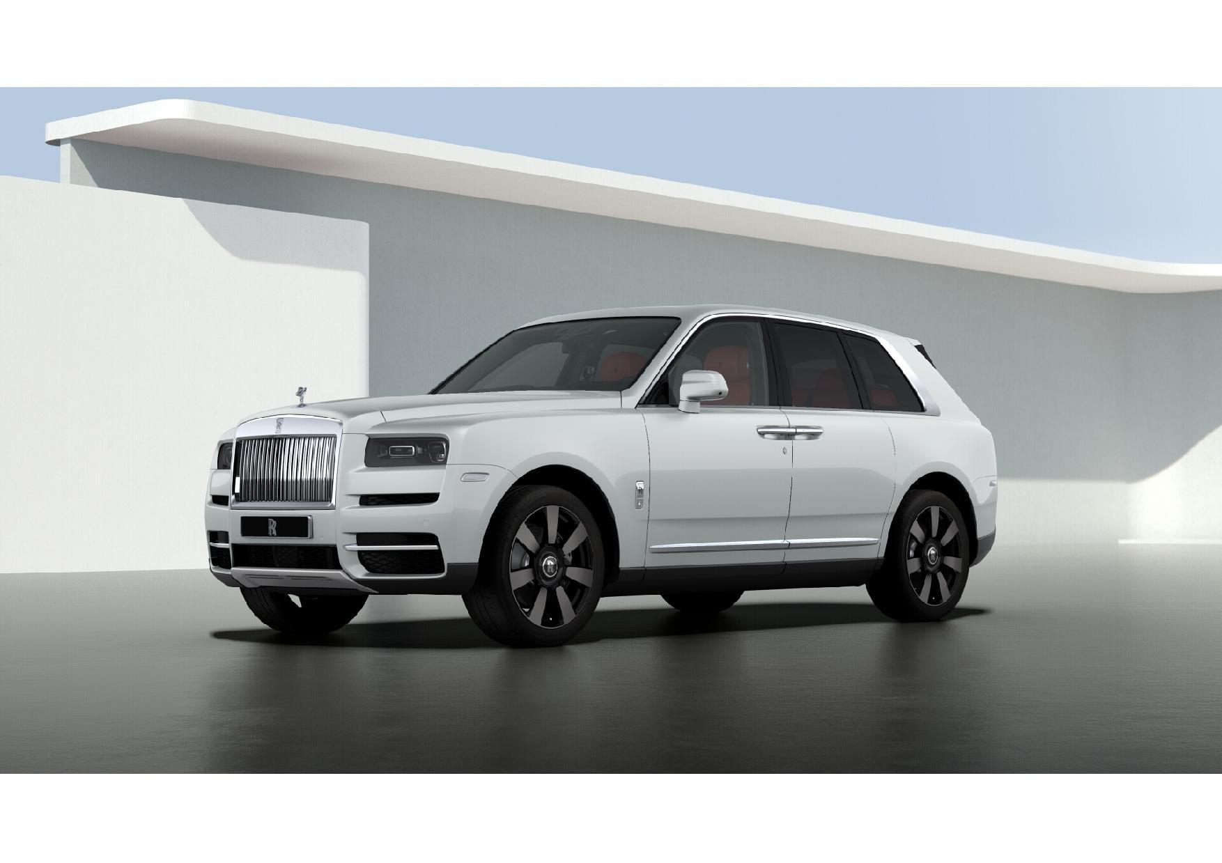 New 2021 Rolls-Royce Cullinan for sale $376,925 at Maserati of Westport in Westport CT 06880 1