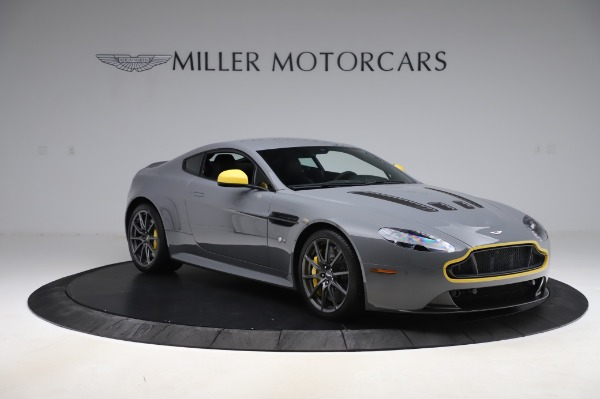 Used 2017 Aston Martin V12 Vantage S for sale $185,900 at Maserati of Westport in Westport CT 06880 10