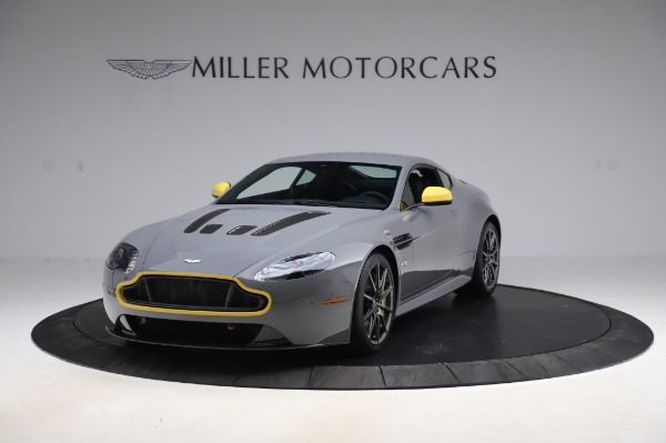 Used 2017 Aston Martin V12 Vantage S for sale $185,900 at Maserati of Westport in Westport CT 06880 12
