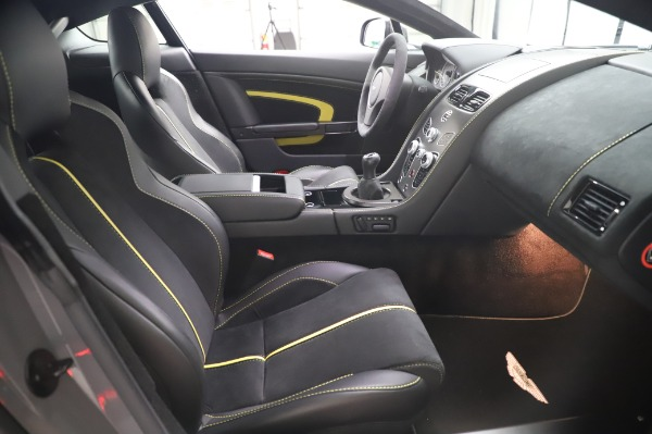 Used 2017 Aston Martin V12 Vantage S for sale $185,900 at Maserati of Westport in Westport CT 06880 19