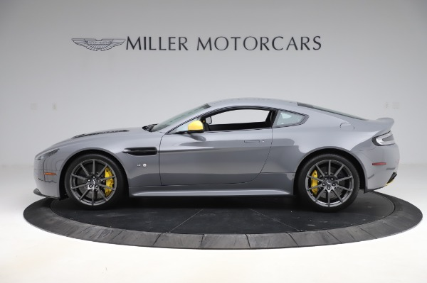 Used 2017 Aston Martin V12 Vantage S for sale $185,900 at Maserati of Westport in Westport CT 06880 2