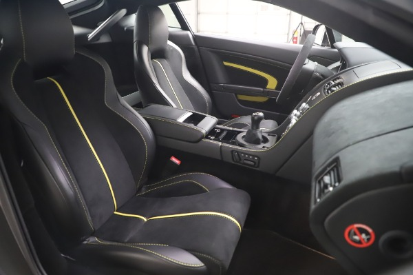 Used 2017 Aston Martin V12 Vantage S for sale $185,900 at Maserati of Westport in Westport CT 06880 20
