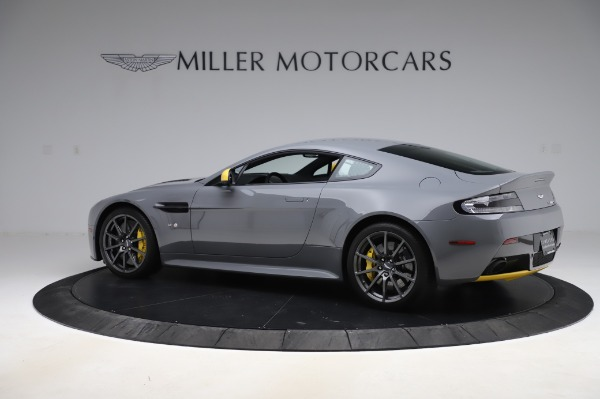 Used 2017 Aston Martin V12 Vantage S for sale $185,900 at Maserati of Westport in Westport CT 06880 3