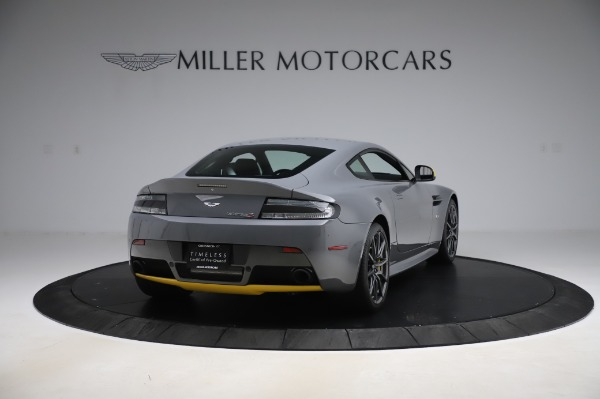 Used 2017 Aston Martin V12 Vantage S for sale $185,900 at Maserati of Westport in Westport CT 06880 6