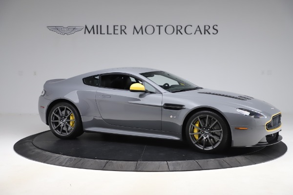 Used 2017 Aston Martin V12 Vantage S for sale $185,900 at Maserati of Westport in Westport CT 06880 9