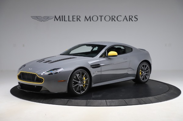 Used 2017 Aston Martin V12 Vantage S for sale $185,900 at Maserati of Westport in Westport CT 06880 1