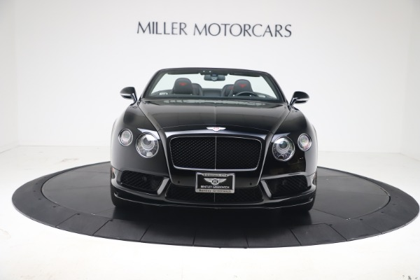 Used 2014 Bentley Continental GTC V8 S for sale $109,900 at Maserati of Westport in Westport CT 06880 10