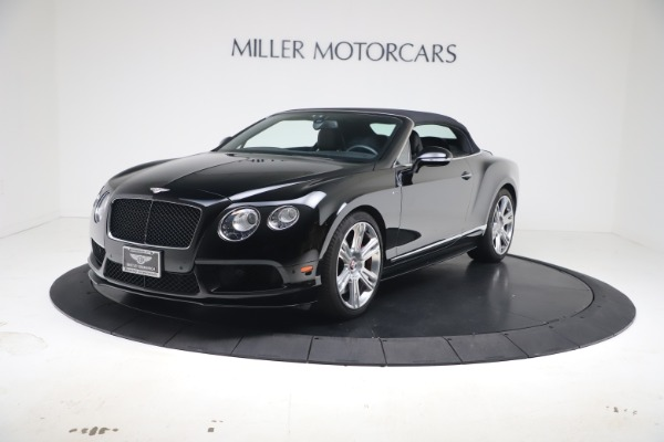 Used 2014 Bentley Continental GTC V8 S for sale $109,900 at Maserati of Westport in Westport CT 06880 11