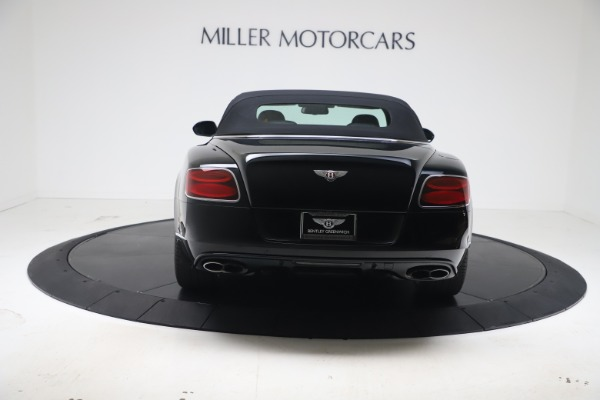 Used 2014 Bentley Continental GTC V8 S for sale $109,900 at Maserati of Westport in Westport CT 06880 15