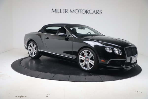 Used 2014 Bentley Continental GTC V8 S for sale $109,900 at Maserati of Westport in Westport CT 06880 18