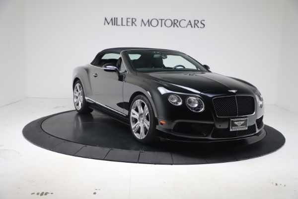 Used 2014 Bentley Continental GTC V8 S for sale $109,900 at Maserati of Westport in Westport CT 06880 19