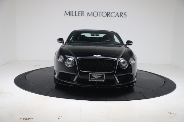 Used 2014 Bentley Continental GTC V8 S for sale $109,900 at Maserati of Westport in Westport CT 06880 20