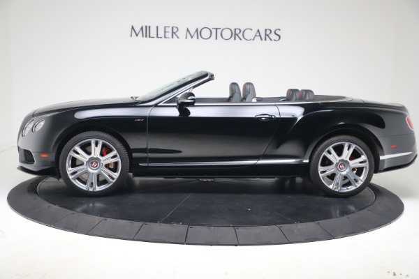 Used 2014 Bentley Continental GTC V8 S for sale $109,900 at Maserati of Westport in Westport CT 06880 3
