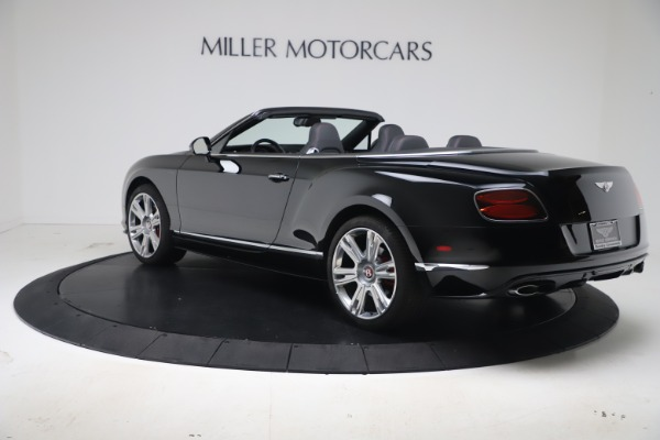 Used 2014 Bentley Continental GTC V8 S for sale $109,900 at Maserati of Westport in Westport CT 06880 4